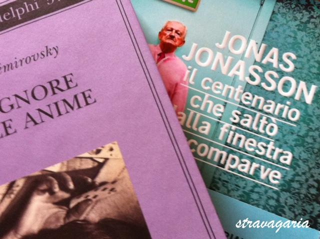 Il signore delle anime stravagaria - Jonas jonasson il centenario che salto dalla finestra e scomparve ...