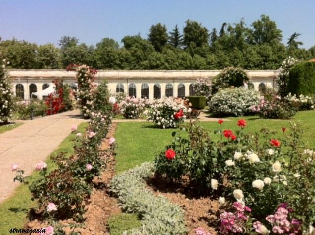 Cancellata Villa Reale